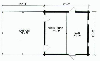 2 car carport dimensions wiring source for Single car carport dimensions