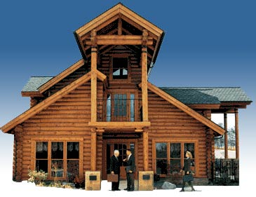 Commercial Division Dream Log Home Log Cabin Homes For